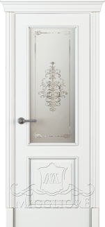 FLEURANS PALE ROYAL ML013 V-B BIANCO