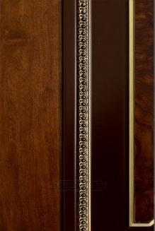 MONTE NAPOLEONE 103 G Американский орех тонированный филенка-корень ясеня PATINATO ORO