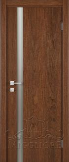 Межкомнатная дверь CITY STILE URBANO MK011 V НАТУРАЛЬНЫЙ ШПОН ДЕРЕВА СУКУПИРА