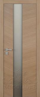 Межкомнатная дверь CITY STILE URBANO MK041 V ШПОН ДУБА НАТУРАЛЬНЫЙ