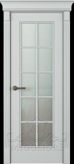 Межкомнатная дверь FLEURANS SHATO MLN016 V GRIGIO 7035