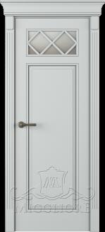 Межкомнатная дверь FLEURANS SHATO MLN021 V GRIGIO 7035