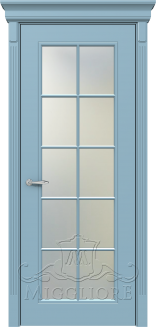 Межкомнатная дверь FLEURANS SHATO MLN016 V-10 RAL 5024
