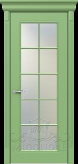 Межкомнатная дверь FLEURANS SHATO MLN016 V-10 RAL 6021