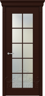 Межкомнатная дверь FLEURANS SHATO MLN016 V-10 RAL 8017