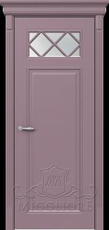 Межкомнатная дверь FLEURANS SHATO MLN021 V RAL 4009