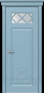 Межкомнатная дверь FLEURANS SHATO MLN021 V RAL 5024