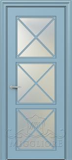 Межкомнатная дверь FLEURANS SHATO MLN044 V RAL 5024