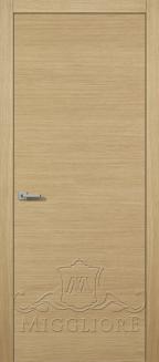 Межкомнатная дверь FLEURANS SKANDI MLSH010 G Шпон дуба натуральный