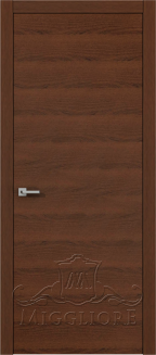 Межкомнатная дверь FLEURANS SKANDI MLSH010 G Натуральный шпон дерева Сукупира