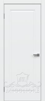 Межкомнатная дверь LEGNO BND-1 G BIANCO PERLA