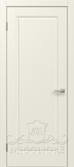 Межкомнатная дверь LEGNO BND-1 G BIANCO SETA