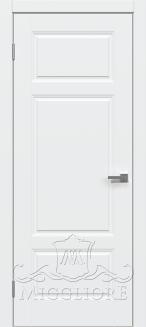 Межкомнатная дверь LEGNO BND-4 G BIANCO PERLA