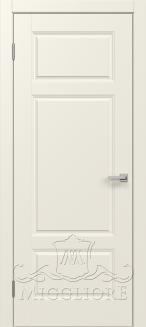 Межкомнатная дверь LEGNO BND-4 G BIANCO SETA