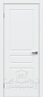 Межкомнатная дверь LEGNO DGL G BIANCO SETA