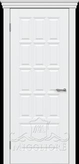 Межкомнатная дверь LEGNO LND-2.1 G BIANCO PERLA