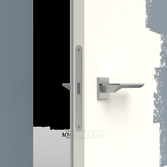 LINEA RETTA MRD010 под покраску открывание IN короб алюминиевый