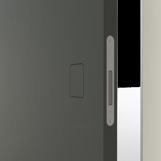 LINEA RETTA MRD018 G Серый скрытая ручка