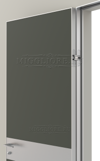 LINEA RETTA MRDA0183 G с алюминиевой кромкой Серый
