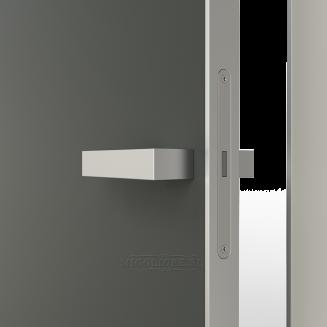 LINEA RETTA MRDA0184 G с алюминиевой кромкой Серый