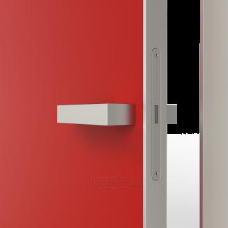 LINEA RETTA MRDA0184 G с алюминиевой кромкой Красная азалия