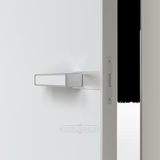 LINEA RETTA MRDA018 G с алюминиевой кромкой Белый