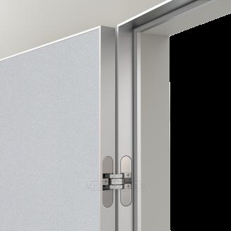 LINEA RETTA MRDA018 G с алюминиевой кромкой Серебро