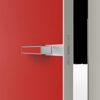 LINEA RETTA MRDA018 G с алюминиевой кромкой Красная азалия
