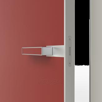 LINEA RETTA MRDA018 G с алюминиевой кромкой Красная глазурь