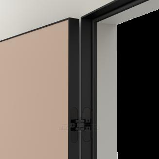 LINEA RETTA MRDA083 V с алюминиевой черной кромкой Хаки