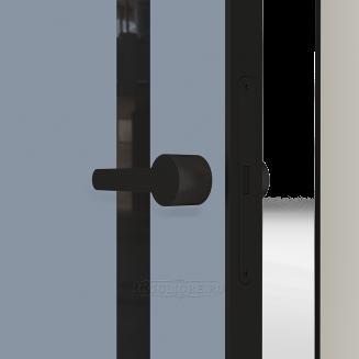 LINEA RETTA MRDA083 V с алюминиевой черной кромкой Насыщенный синий