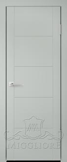 Межкомнатная дверь NORDIK 2.0 G GRIGIO SETA