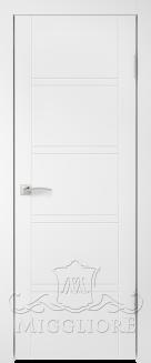 Межкомнатная дверь NORDIK 2.1 G BIANCO PERLA