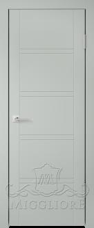 Межкомнатная дверь NORDIK 2.1 G GRIGIO SETA