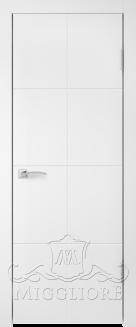 Межкомнатная дверь NORDIK 3.0 G BIANCO PERLA