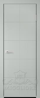 Межкомнатная дверь NORDIK 3.1 G GRIGIO SETA
