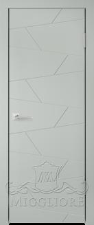 Межкомнатная дверь NORDIK 5.0 G GRIGIO SETA