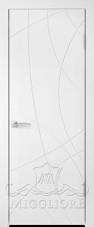 Межкомнатная дверь NORDIK 4.0 G BIANCO PERLA