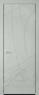 Межкомнатная дверь NORDIK 4.0 G GRIGIO SETA