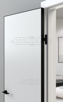 QUADRO 9.01 G чёрная алюминиевая кромка SILK ICE