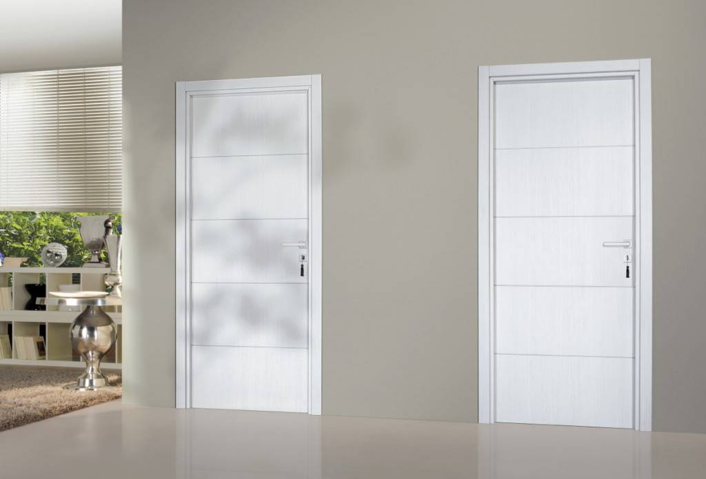 минималистичная дверь